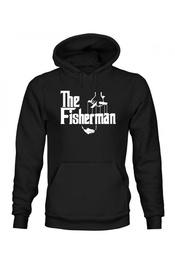 Bluza Męska z Kapturem The Fisherman