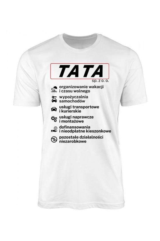Koszulka Męska TATA SP. Z.O.O.
