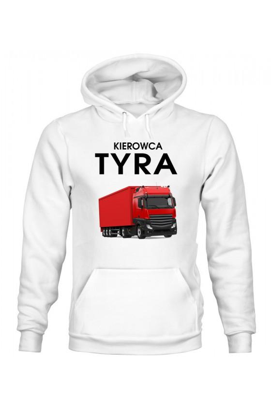 Bluza Damska z Kapturem Kierowca Tyra