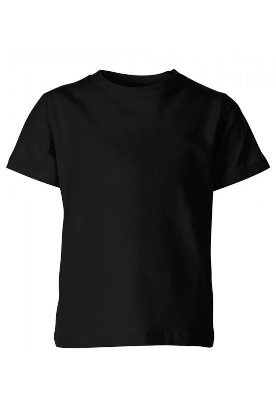 Koszulka Dziecięca Tata I Syn, Partnerzy Wędkowania Na Zawsze
