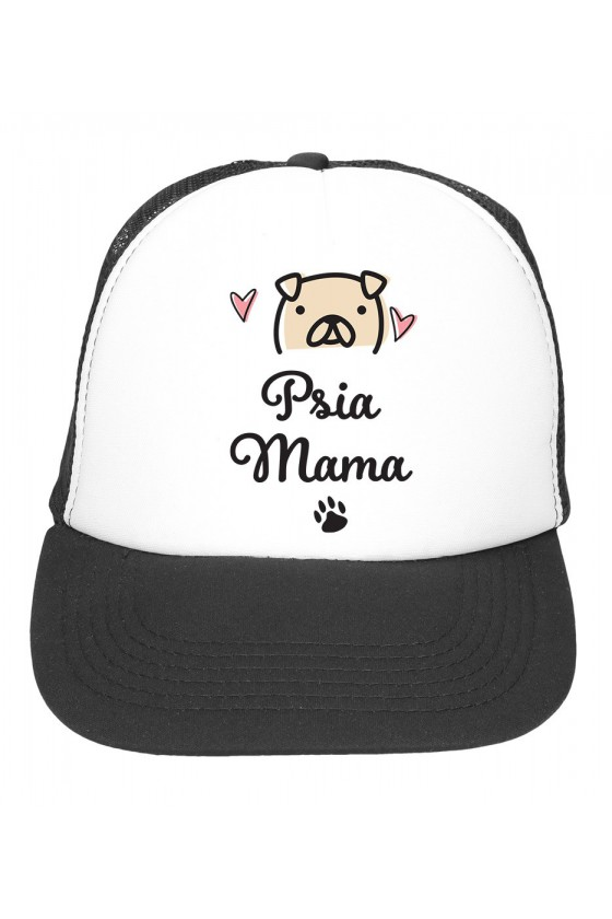 Czapka z daszkiem Psia Mama