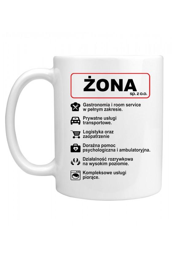 Kubek ŻONA SP. Z.O.O.