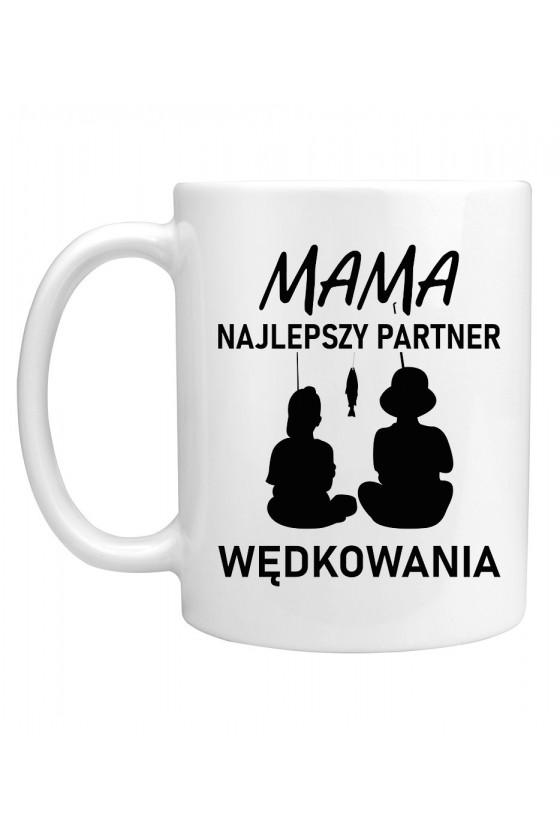 Kubek Mama, Najlepszy Partner Wędkowania