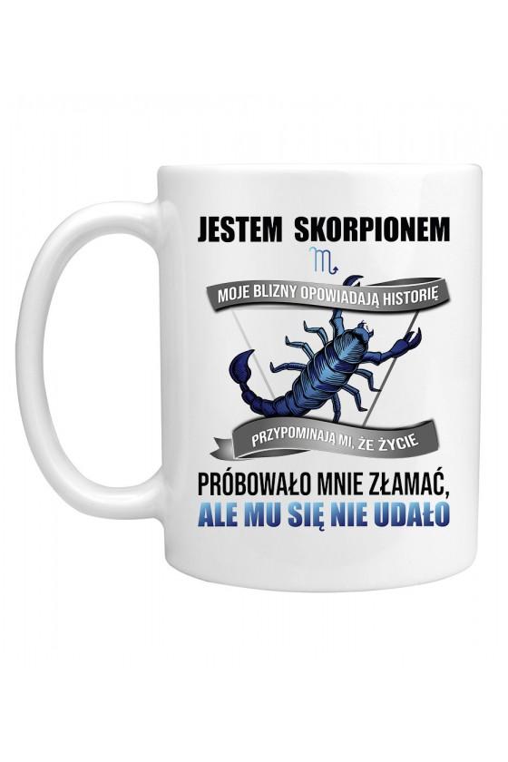 Kubek Jestem Skorpionem