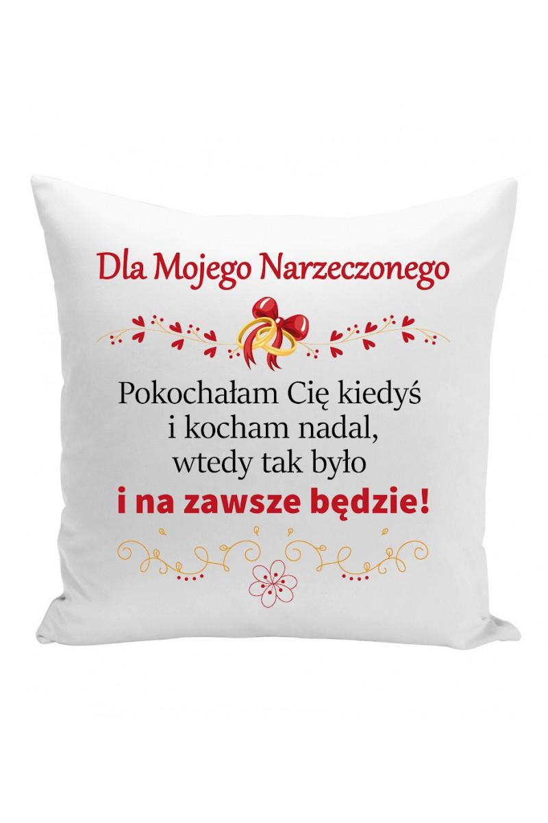 Poduszka Dla Mojego Narzeczonego, Pokochałam Cię
