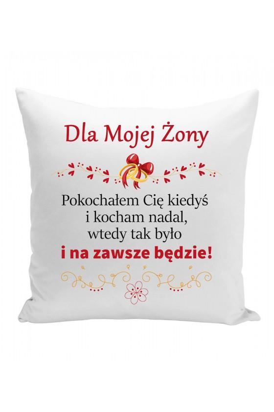 Poduszka Dla Mojej Żony, Pokochałem Cię