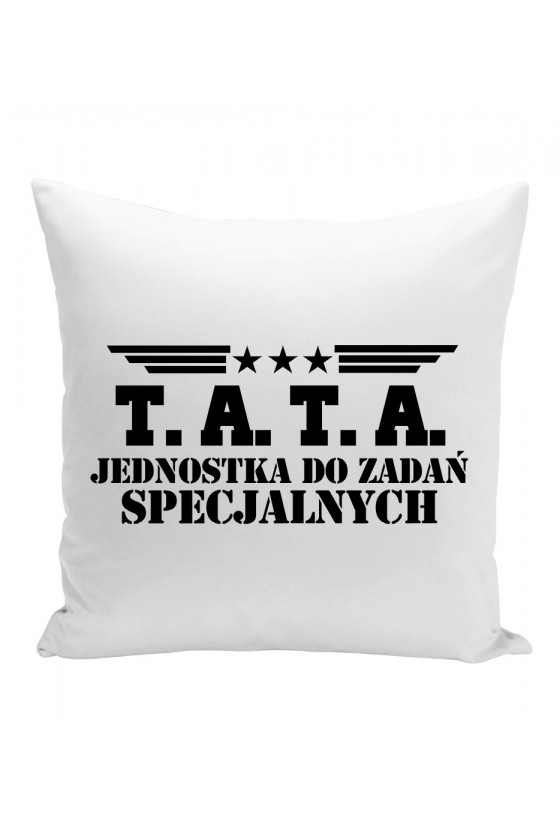 Poduszka T.A.T.A. Jednostka Do Zadań Specjalnych