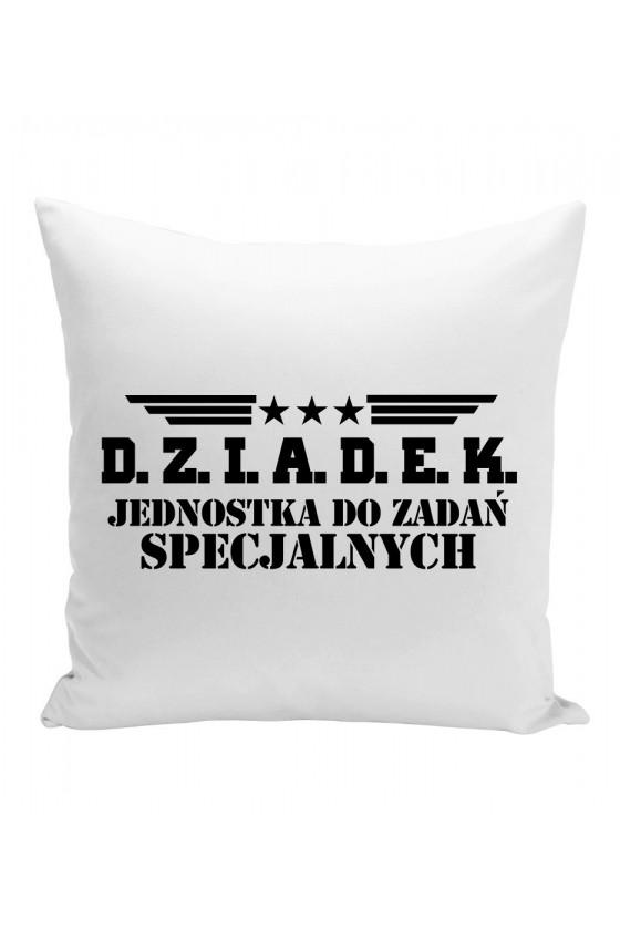 Poduszka D.Z.I.A.D.E.K Jednostka Do Zadań Specjalnych
