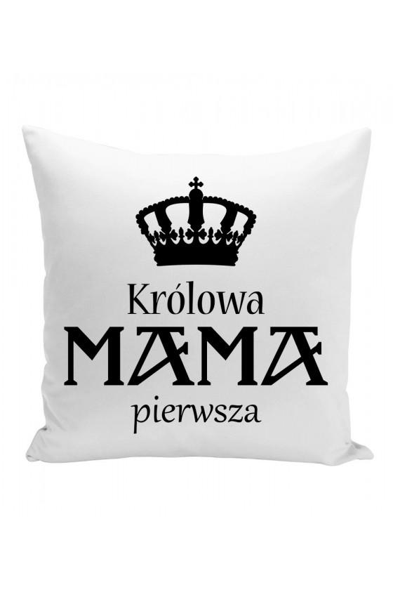 Poduszka Królowa Mama Pierwsza