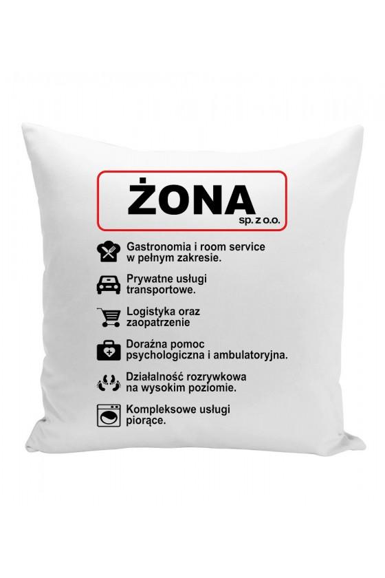 Poduszka ŻONA SP. Z.O.O.