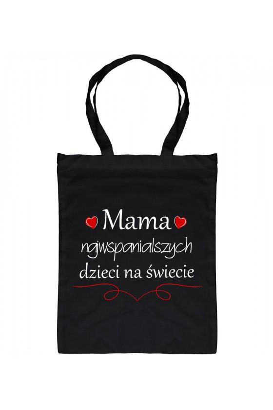 Torba Mama Najwspanialszych Dzieci Na Świecie