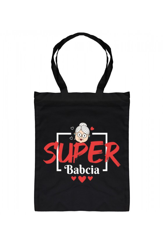Torba Super Babcia