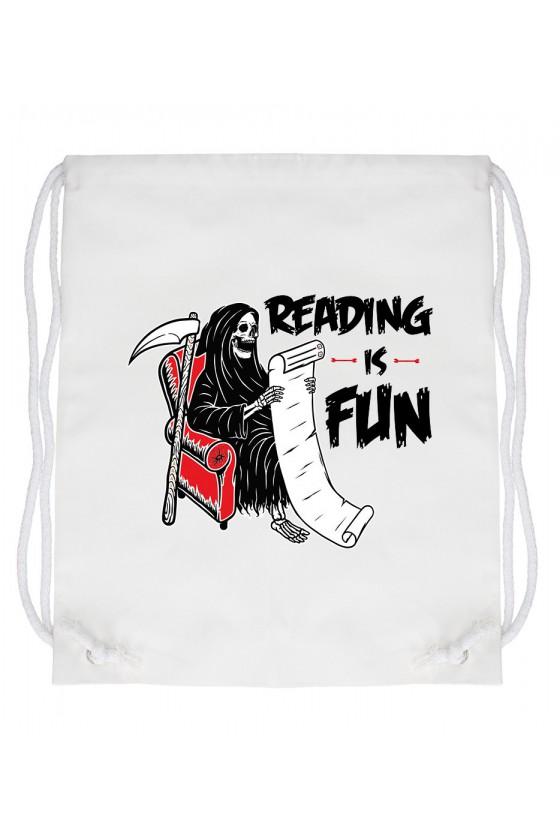 Worek Reading Is Fun
