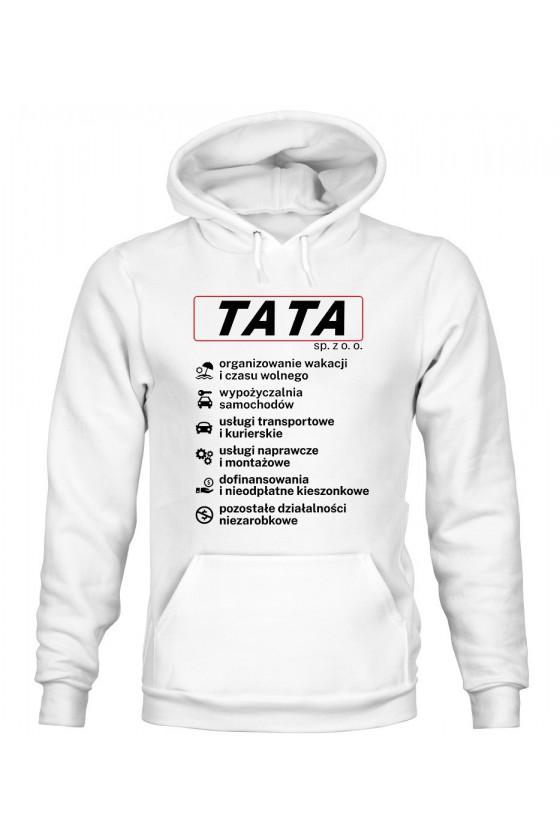 Bluza Męska z Kapturem TATA SP. Z.O.O.